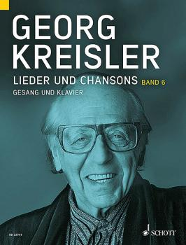 Lieder Und Chansons Volume 6 (Voice and Piano) (HL-49045673)