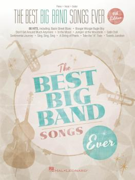 The Best Big Band Songs Ever - 4th Edition (HL-00286933)