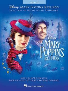 Mary Poppins Returns: Music from the Motion Picture Soundtrack (HL-00288631)