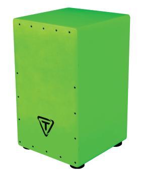 Bold Series Cajon Pack (Green) (HL-00288780)