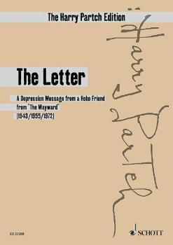 The Letter: A Depression Message from a Hobo Friend Study Score (HL-49045839)
