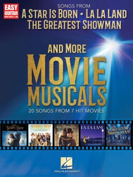 Songs from A Star Is Born, The Greatest Showman, La La Land, and More  (HL-00287930)