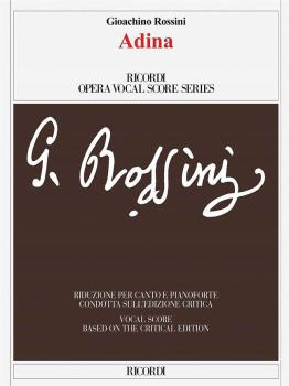 Adina Opera Vocal Series Reduction for Voice and Pianobased on: Vocal  (HL-50601634)