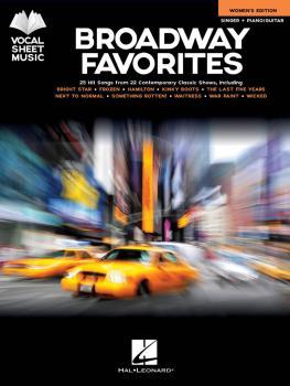 Broadway Favorites - Women's Edition (HL-00256665)