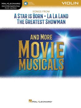 Songs from A Star Is Born, La La Land, The Greatest Showman, and More  (HL-00287964)