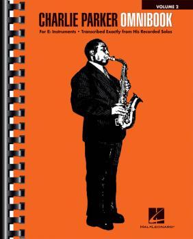 Charlie Parker Omnibook - Volume 2 (For E-flat Instruments) (HL-00264662)