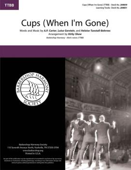 Cups (When I'm Gone) (HL-00276682)