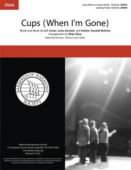 Cups (When I'm Gone) (HL-00276683)