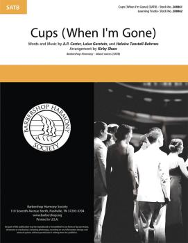 Cups (When I'm Gone) (HL-00276684)
