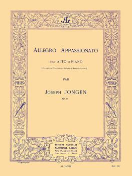 Allegro Appassionato Op. 79 (for Viola and Piano) (HL-48180258)