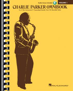 Charlie Parker Omnibook - Volume 1 - Transcribed Exactly from His Reco (HL-00284775)