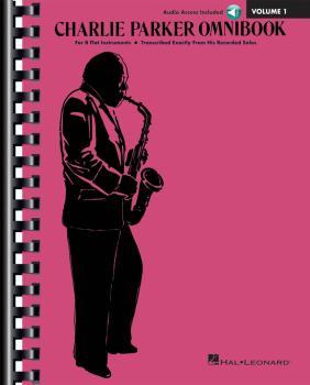 Charlie Parker Omnibook - Volume 1: B-Flat Instruments Edition with On (HL-00284777)