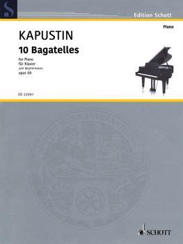 10 Bagatelles, Op. 59 (HL-49046115)
