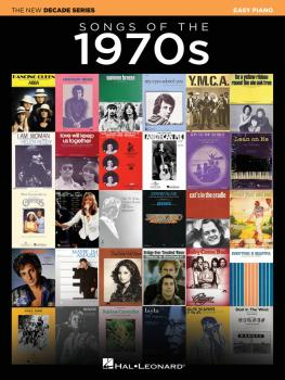 Songs of the 1970s: The New Decade Series (HL-00282479)
