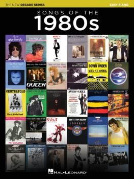 Songs of the 1980s: The New Decade Series (HL-00282480)