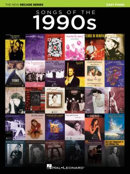 Songs of the 1990s: The New Decade Series (HL-00282481)