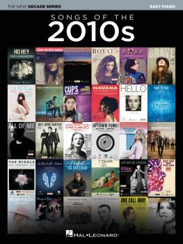 Songs of the 2010s: The New Decade Series (HL-00282483)