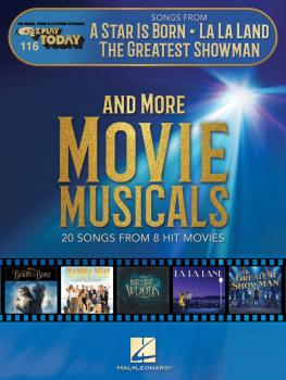 Songs from A Star Is Born, La La Land, The Greatest Showman, and More  (HL-00287931)