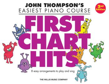 First Chart Hits, 2nd Edition: Later Elementary Level (HL-00289560)