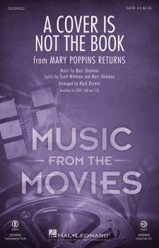 A Cover Is Not the Book (from Mary Poppins Returns) (HL-00290822)