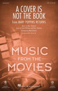 A Cover Is Not the Book (from Mary Poppins Returns) (HL-00290823)