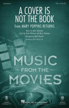 A Cover Is Not the Book (from Mary Poppins Returns) (HL-00290824)