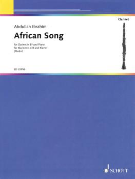 African Song (Clarinet and Piano) (HL-49045910)