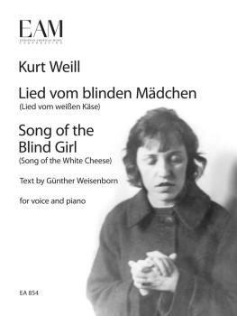 Lied Vom Blinden Maedchen (Song of the Blind Girl): Song of the White  (HL-49046043)