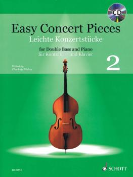 Easy Concert Pieces, Book 2: 24 Easy Pieces from 5 Centuries using Hal (HL-49046105)