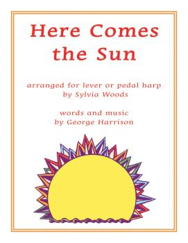 Here Comes the Sun (Arranged for Harp) (HL-00291398)