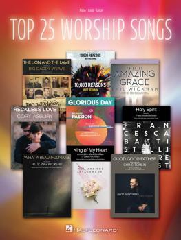Top 25 Worship Songs (HL-00288610)
