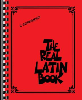 The Real Latin Book (C Instruments) (HL-00240348)