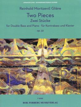 Two Pieces Op. 32: Double Bass and Piano (HL-50602034)