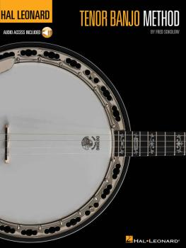 Hal Leonard Tenor Banjo Method (HL-00243466)