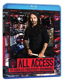 All Access to Aquiles Priester's Drumming (Blu-Ray) (HL-00294039)