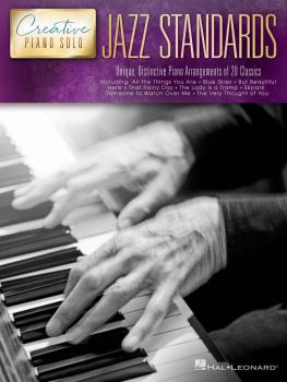 Jazz Standards - Creative Piano Solo (HL-00283317)