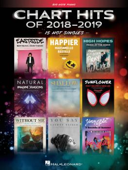 Chart Hits of 2018-2019 (HL-00290100)