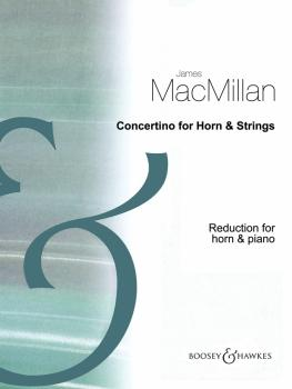 Concertino: Horn and Piano Reduction From Strings (HL-48024626)