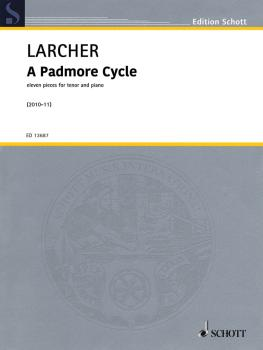 A Padmore Cycle: Eleven Pieces for Tenor and Piano (HL-49045885)