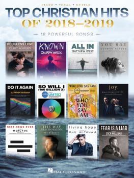 Top Christian Hits of 2018-2019 (18 Powerful Songs) (HL-00289815)