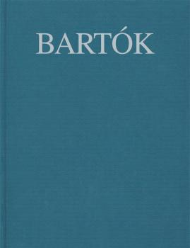 Works for Piano 1914-1920: Bartók Complete Edition with Critical Repor (HL-51486202)