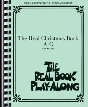 The Real Christmas Book Play-Along, Vol. A-G (HL-00240431)