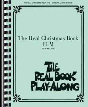 The Real Christmas Book Play-Along, Vol. H-M (HL-00240432)