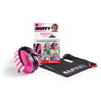 Muffy: Children's Protective Headphones - Pink (HL-00292219)