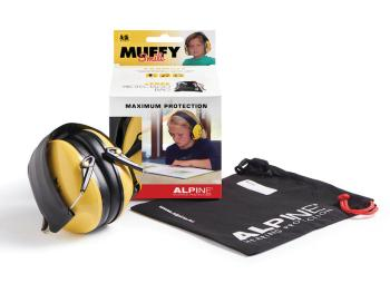 Muffy Smile: Yellow Protective Headphones (HL-00292220)