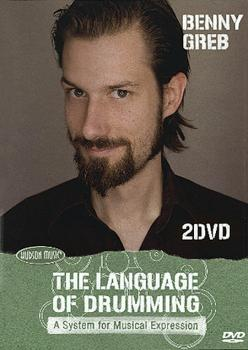 Benny Greb - The Language of Drumming: A System for Musical Expression (HL-00320837)