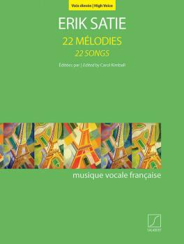 22 Songs (for High Voice and Piano) (HL-50602059)