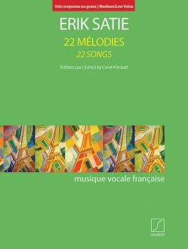 22 Songs (for Medium-Low Voice and Piano) (HL-50602060)