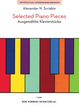 Selected Piano Pieces (HL-50602065)