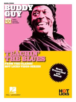 Buddy Guy - Teachin' the Blues (From the Classic Hot Licks Video Serie (HL-00253934)